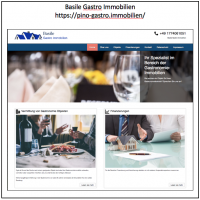 Neuer Kunde - Basile Gastro Immobilien